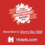 Hotels.com Most Wanted Award 2019